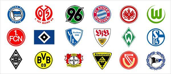 Bundesliga Wappen