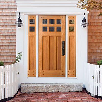 Front Door Frontdoor Exterior Doors Craftsman Front Doors