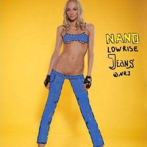 Fetish jeans low rise