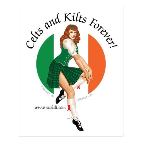 Celts and Kilts Forever!!