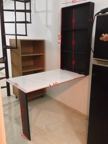Mesa Comedor Plegable A La Pared en venta en La Matanza Bs.As ...