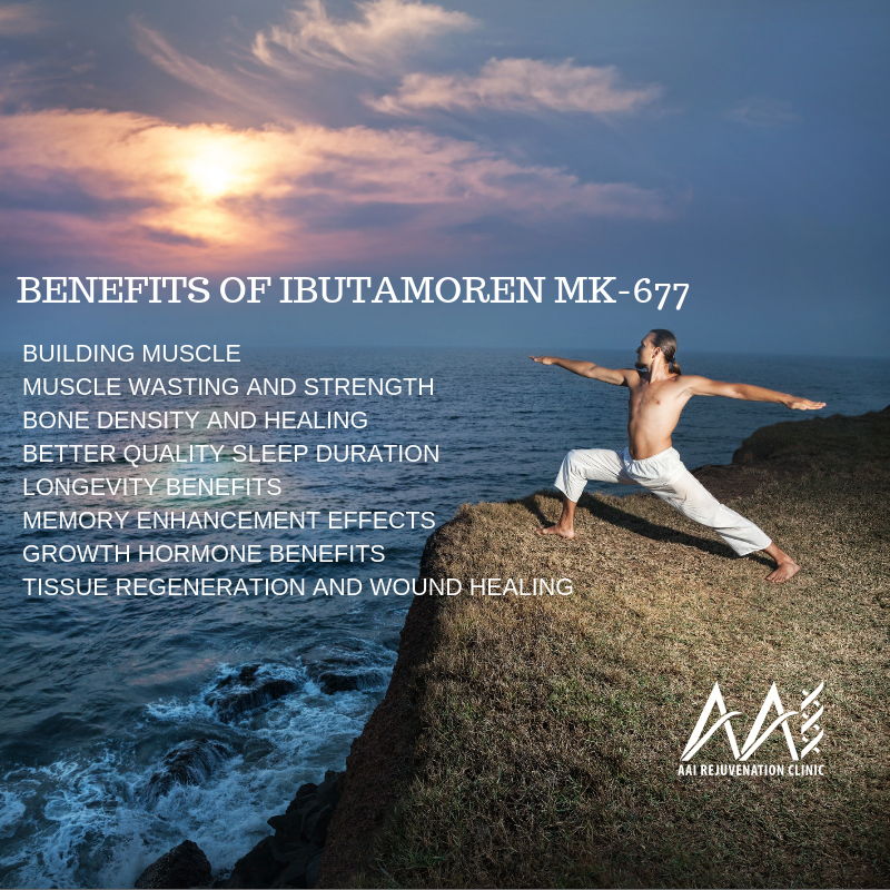 What is Ibutamoren MK-677 and The Benefits | AAI Rejuvenation