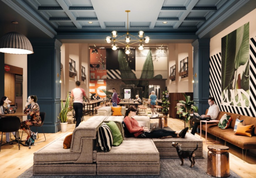 25 Of The Best Coworking Spaces When You Can T Live Or Work Without Good Design Freshome Com Coworking Space Coworking Cool Office Space