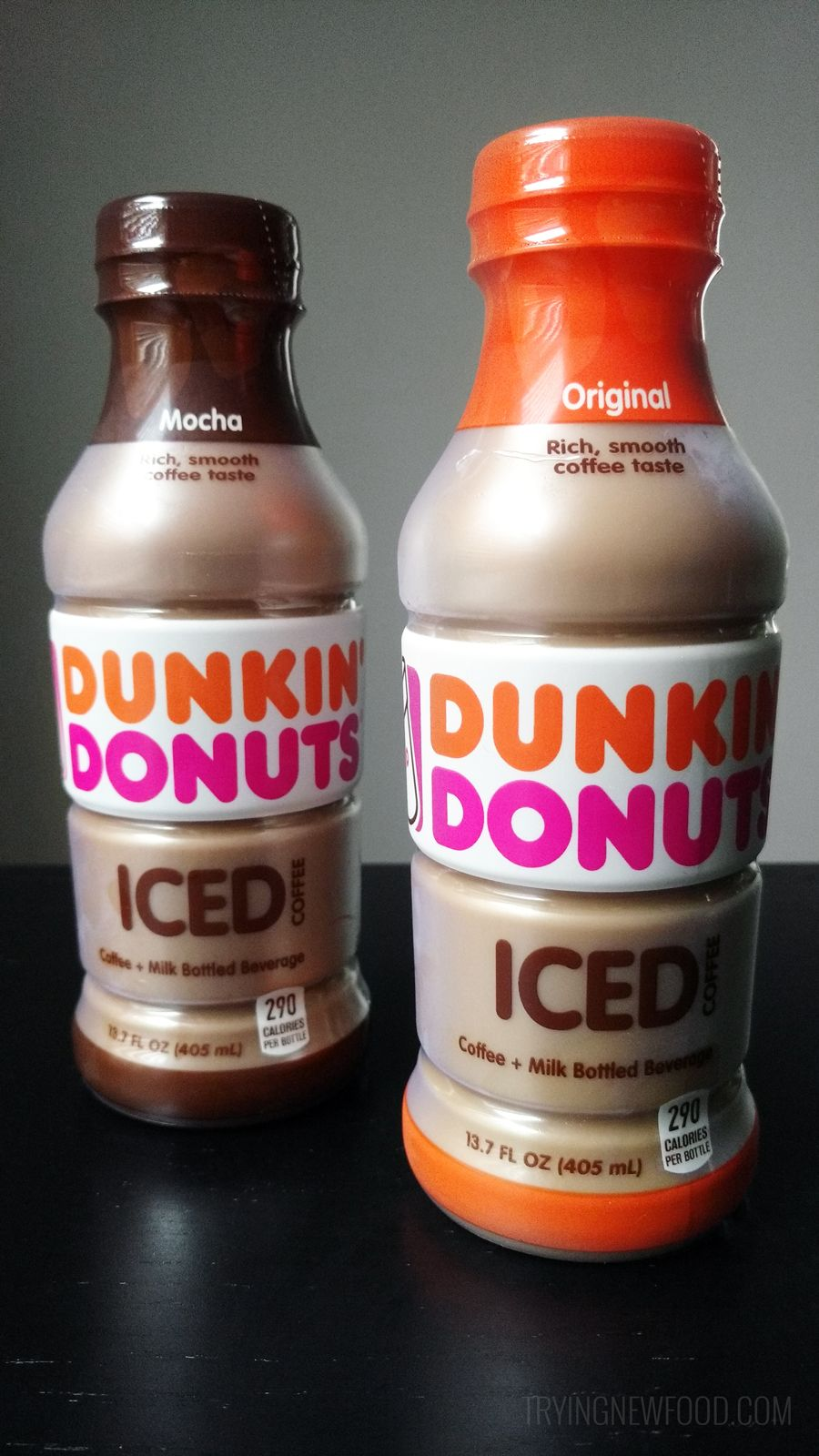 Dunkin' Donuts Bottled Iced Coffee Iced mocha coffee
