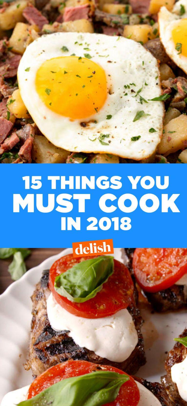 15 Things Everyone Should Learn How To Cook In 2018 #food #cooking #easyrecipe #hacks #homehacks