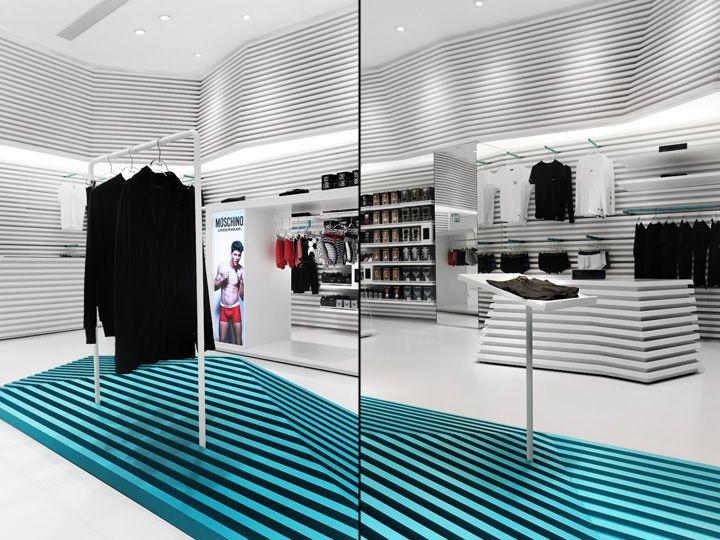 UMix multi brand store AS Design Macau 02 UMix of top underwear ...
