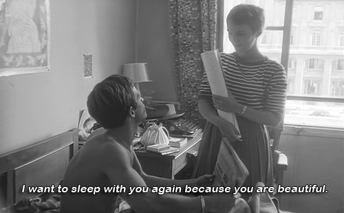 i want to sleep with you again