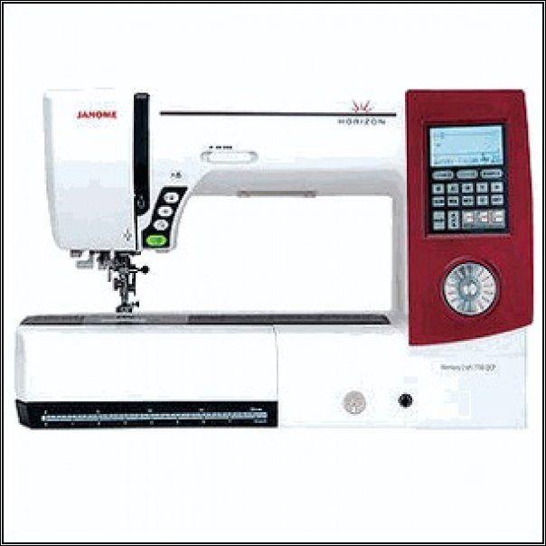 janome sewing machine tutorial