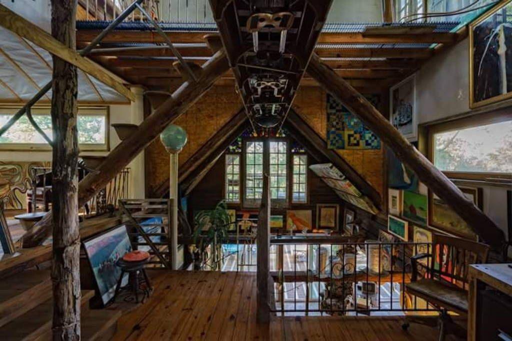 Walkerworld Organic Artist Retreat Houses For Rent In Castle Hayne Retreat House Renting A House Retreat