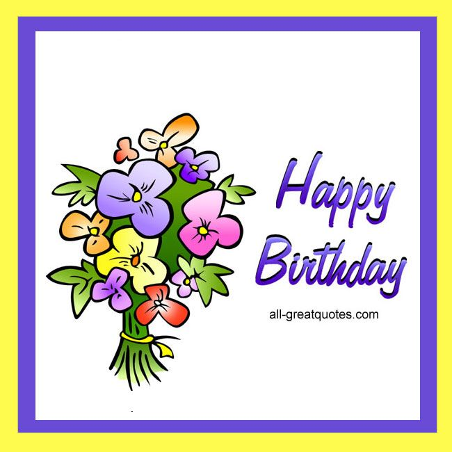 Free Birthday Cards For Facebook Happy Birthday – Happy Birthday Cards for Facebook