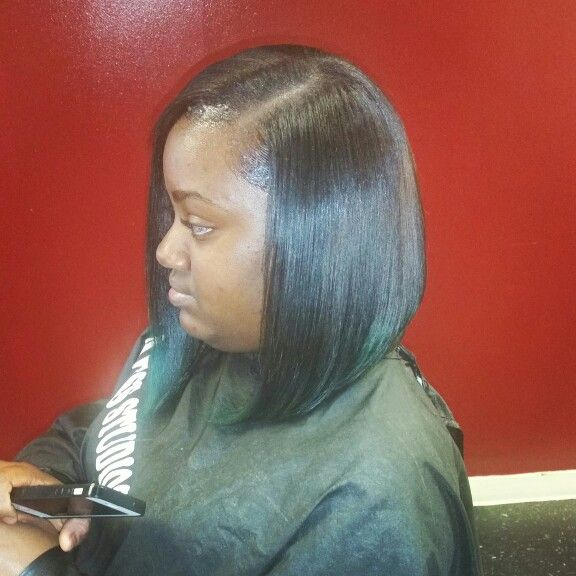 Glue In Bob Cool Hairstyles Hair Styles Long Hair Styles