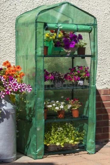 Garden Point Mini Foil Greenhouse