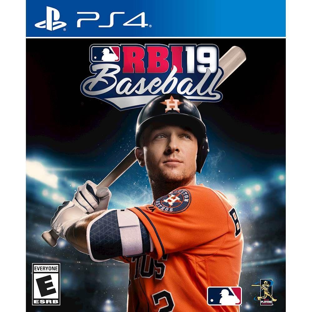R B I Baseball 19 Playstation 4 20728 Major League Baseball Baseball Mlb Players