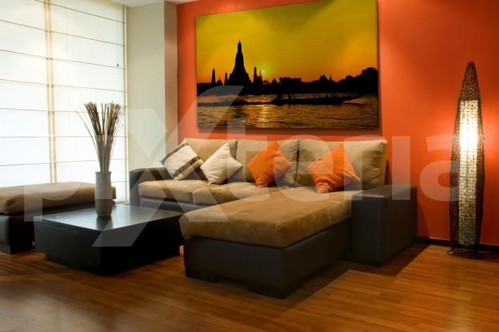 design : wohnzimmerwand braun ~ inspirierende bilder von ...
