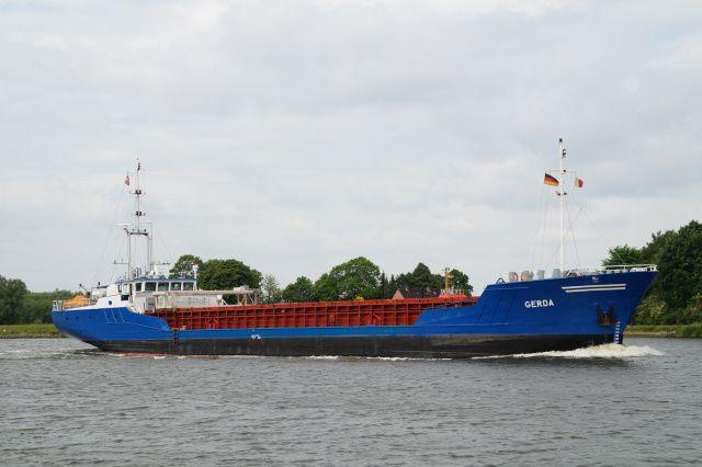 Voormalige Voran op het Kieler kanaal bij Breiholz  http://koopvaardij.blogspot.nl/2015/06/voormalige-voran.html
