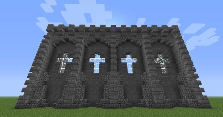 how to make a simple castle in minecraft