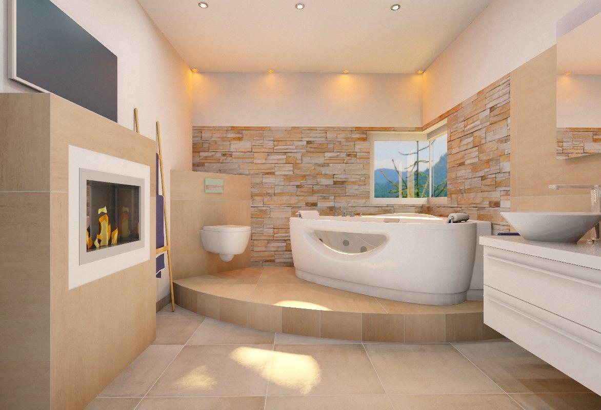 bad ideen  badgestaltung ideen planen sie ihr bad dreidimensional  Bad in 2019  Badezimmer