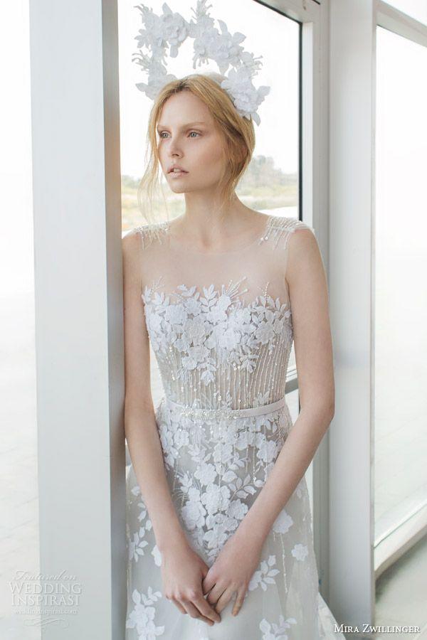 Mira Zwillinger 2016 Wedding Dresses — Stardust Bridal Collection ...