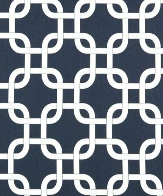 Fabric for bedding - Interlock Navy