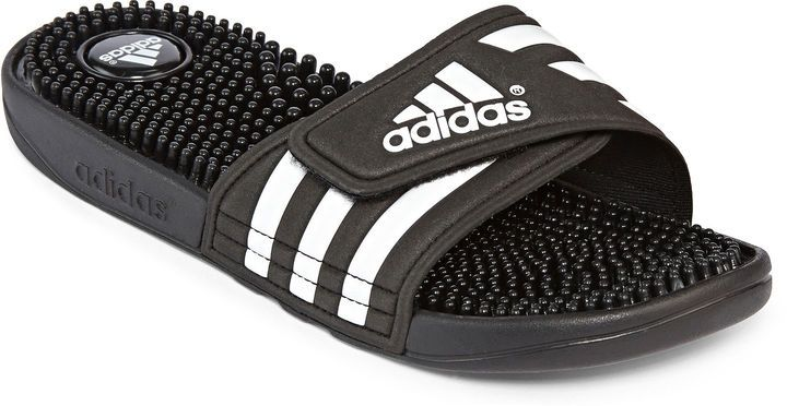 newest 92a58 7d6f4 adidas Adissage Womens Slides