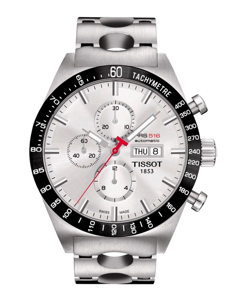 Ρολόι TISSOT PRS 516 Automatic Chronograph T0446142103100
