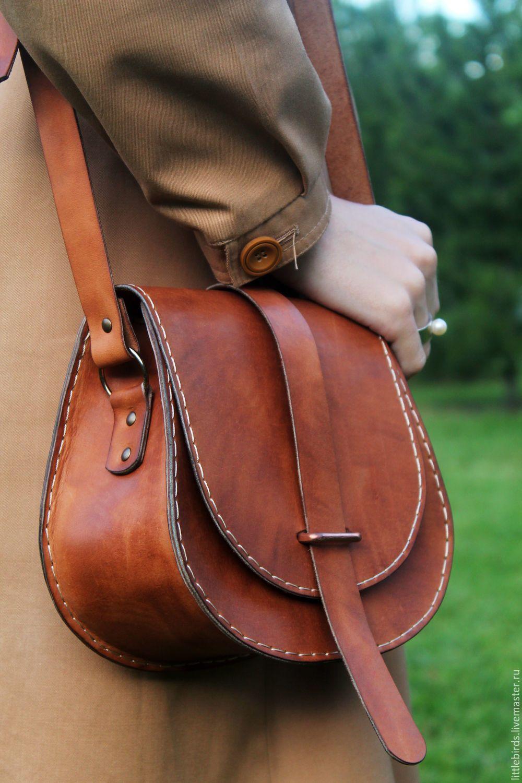 e67332493a47 Женские сумки ручной работы. Ярмарка Мастеров - ручная работа. Купить  Сумочка кожаная