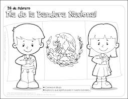 Preescolar Higiene Personal Dia De La Bandera Bandera Dibujo Bandera Para Colorear