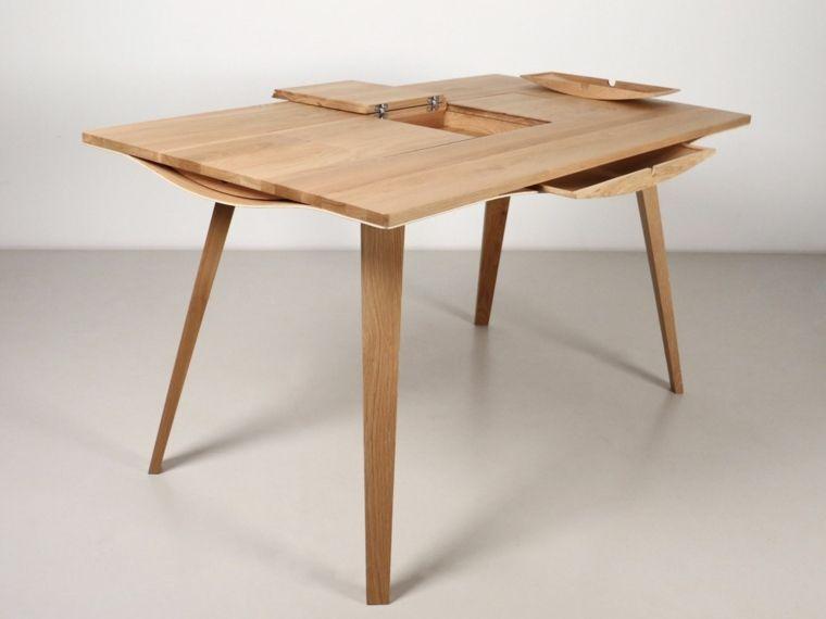 Bureau bois design belles propositions object design