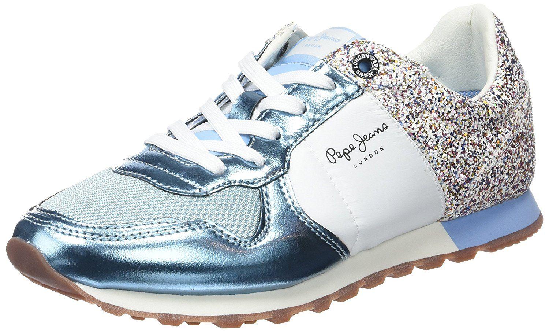 adidas Superstar Glitter Womens Trainers: Amazon.co.uk