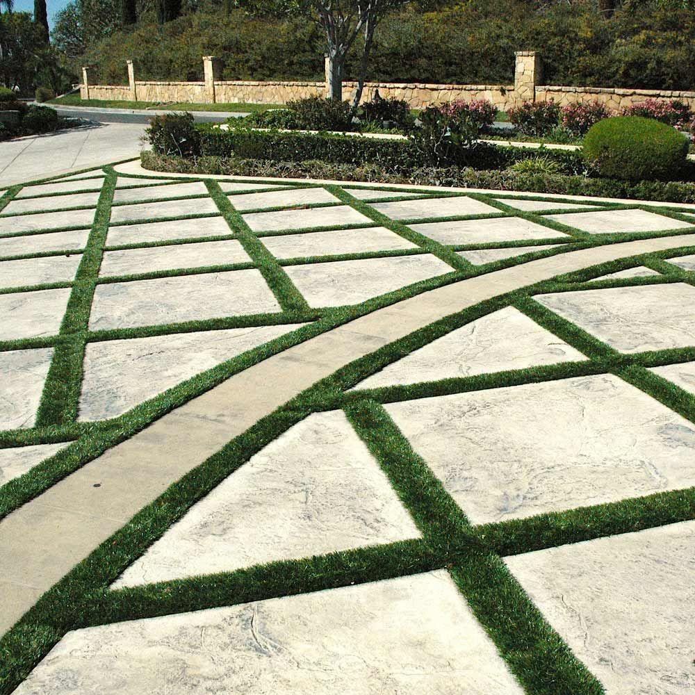 Artificial grass artificial grass installation