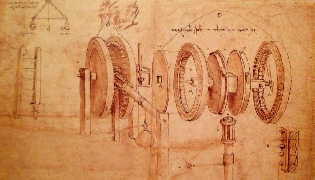 Contour Line Drawing Leonardo Da Vinci : Mechanical engineering drawing google search sketches