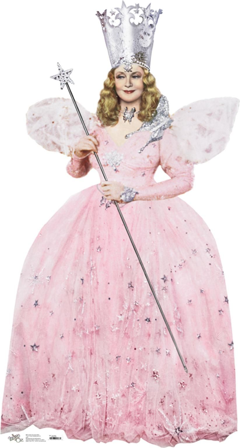 Image detail for -Glinda Good Witch - Wizard of Oz - 567  sc 1 st  Pinterest & Glinda Costume | Witches and Costumes