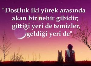 Dostluk Sozleri Whatsapp Cool Words Meaningful Quotes Meaningful Words