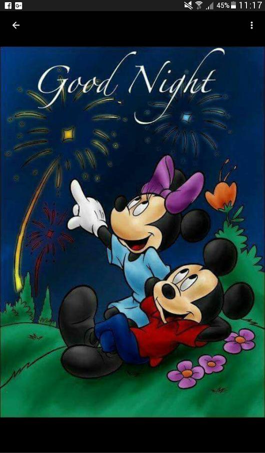 Buonanotte fantastica community buona notte buonanotte topolino