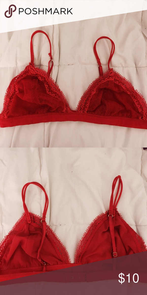 Bralette Excellent condition. Like new Urban Outfitters Intimates & Sleepwear Bras