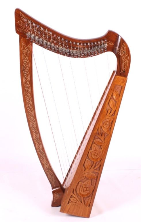 Some Day I Would Love To Have A Small Harp So Cool
