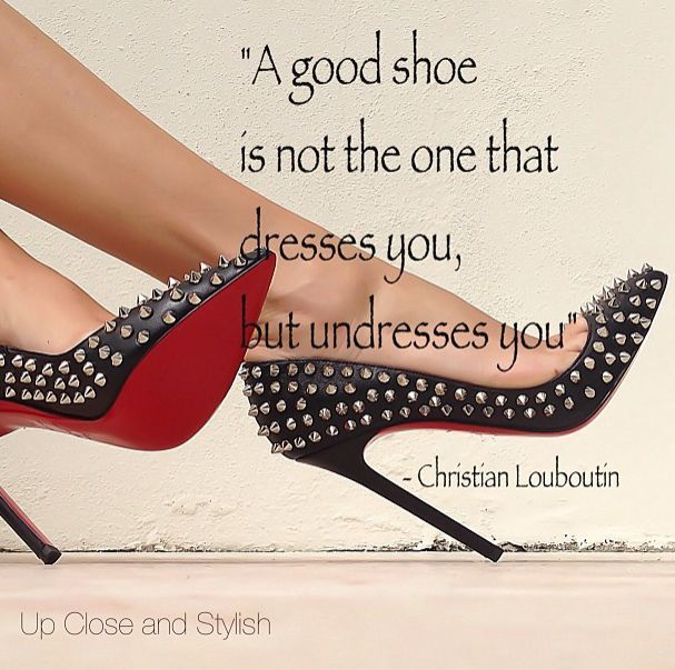 quotes of christian louboutin