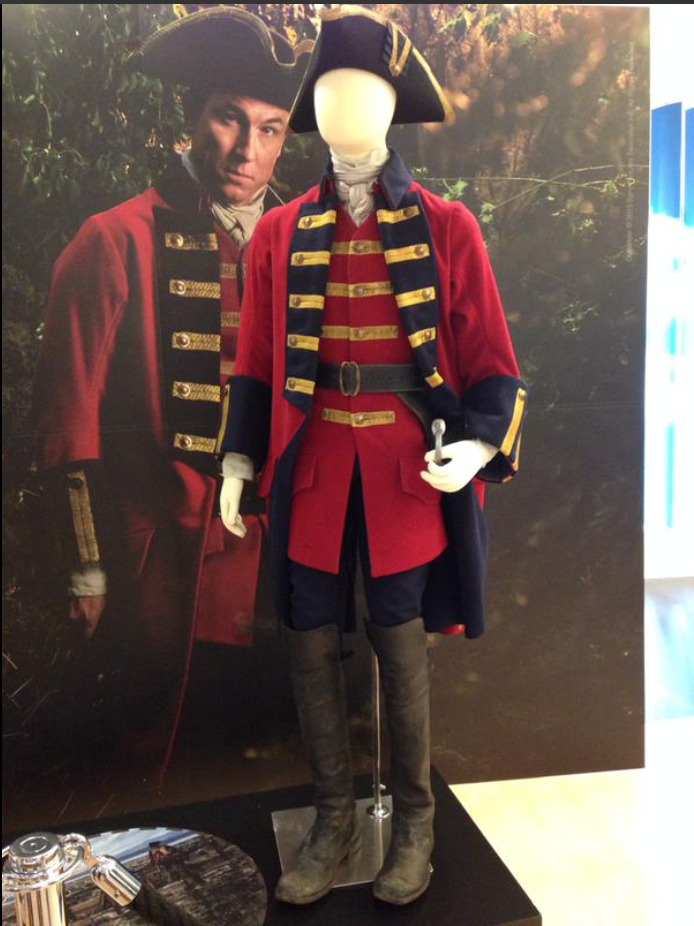 Black jack uniform