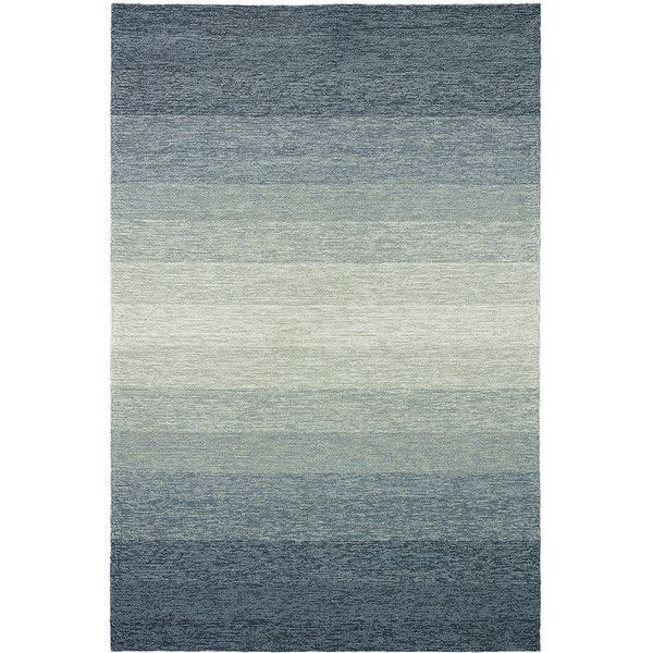 Jaipur Catalina Blaze Ombre Blue Indoor Outdoor Rug 62 Liked On Polyvore Featuring Home Rugs Blue Outdoor Rug S Blue Outdoor Rug Area Rugs Gradient Rug