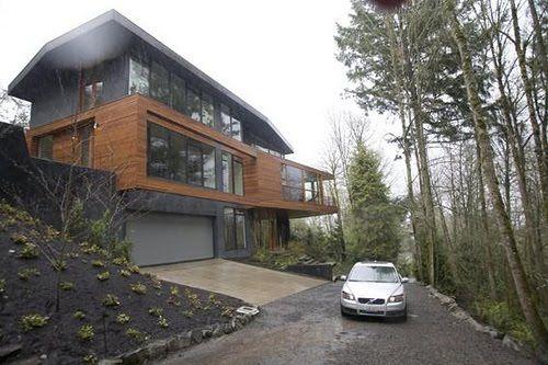 On the Set: Twilight | Portland, House and Twilight house