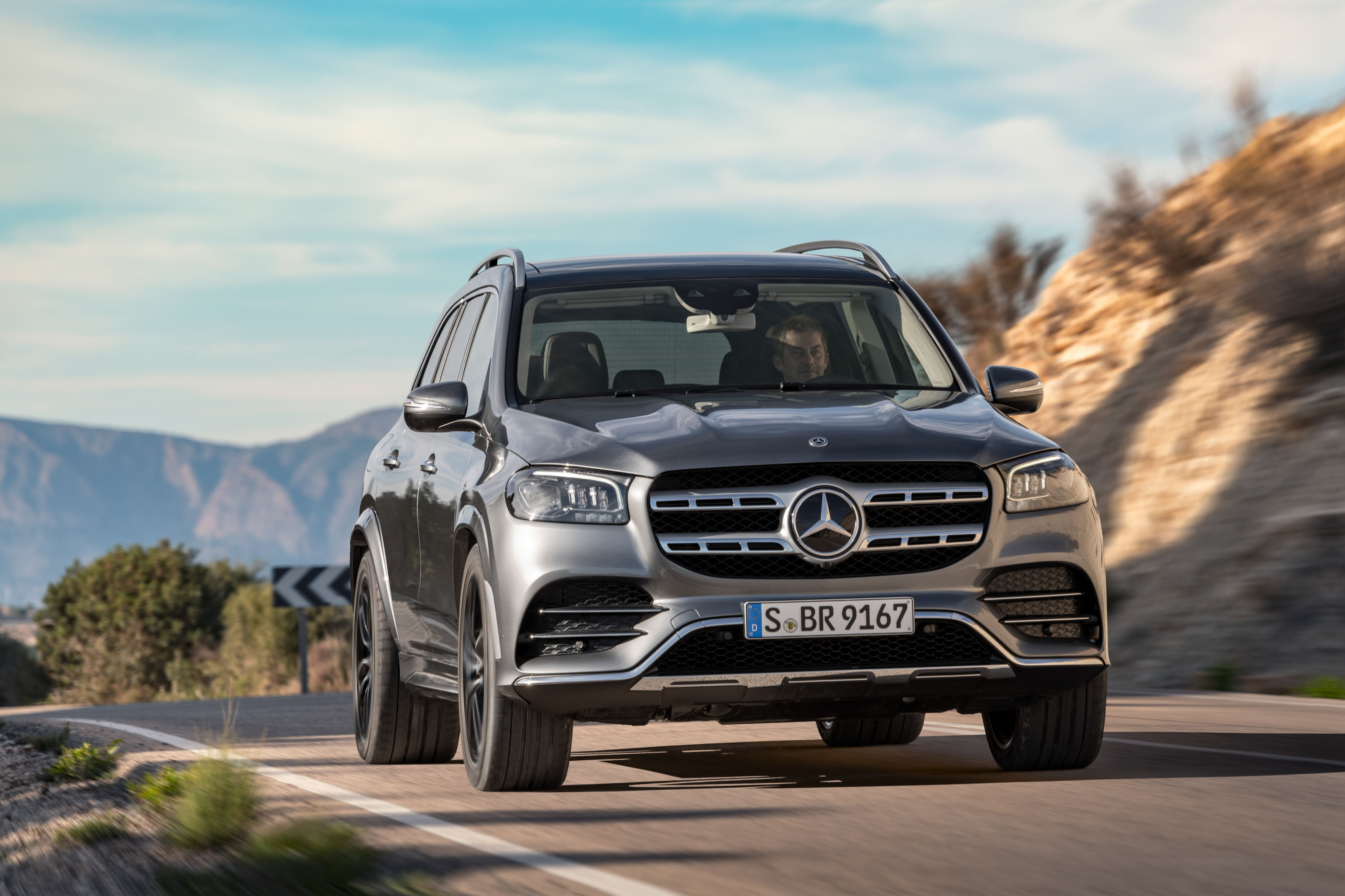 The 2020 Mercedes Benz Gls Class Sees A Substantial Price Hike