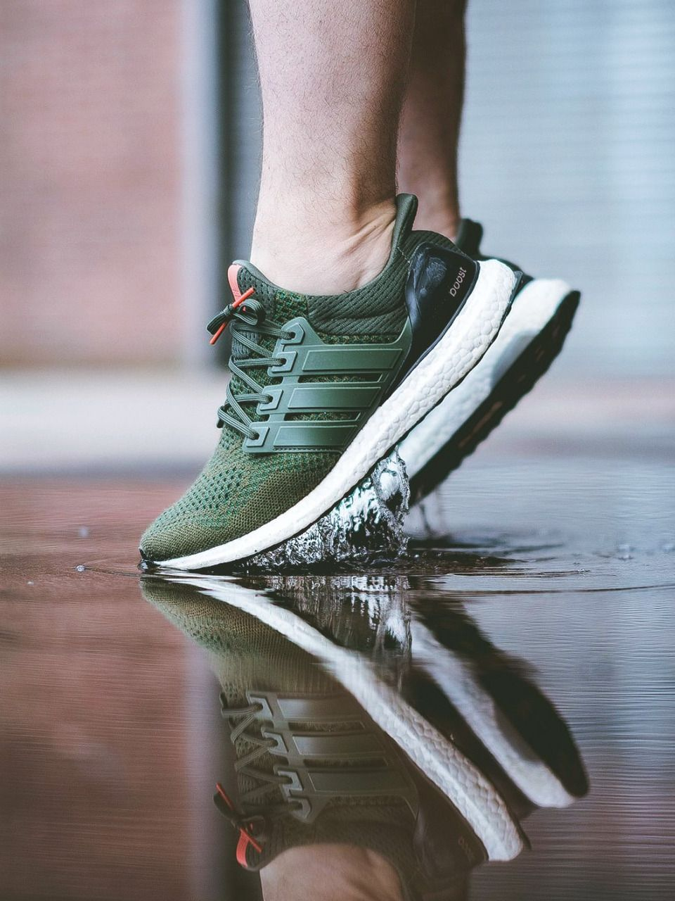 Adidas Ultra Boost 1.0 - Base Green - 2016 (by thomas 1986)  24bab3fa9