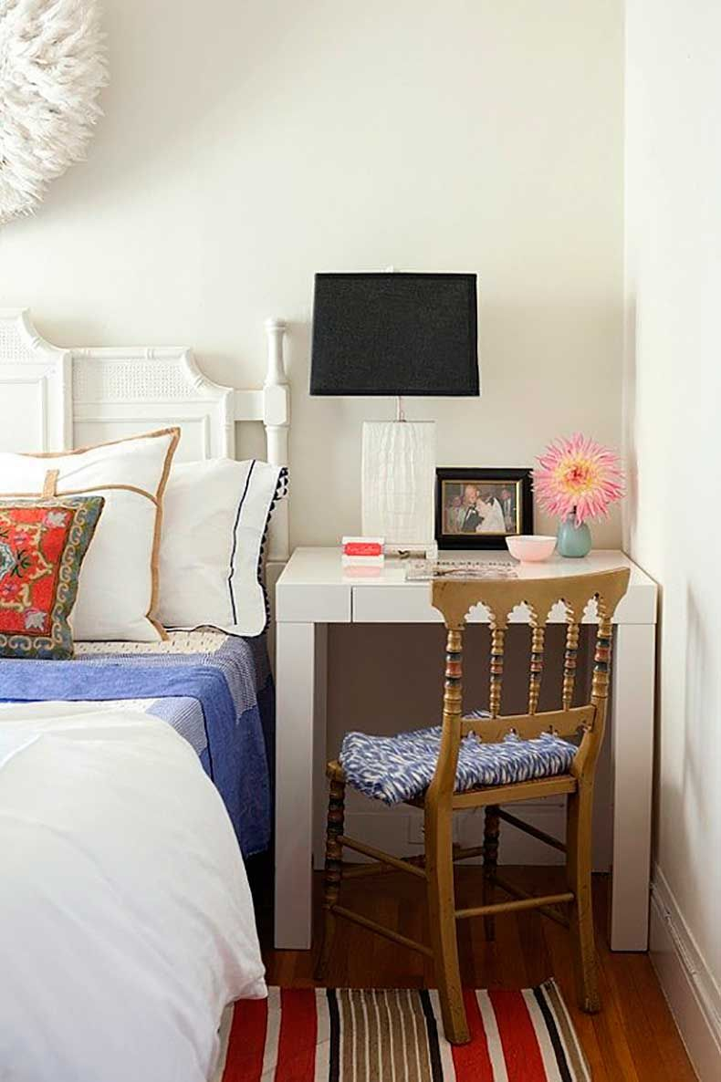 Small Bedroom Designs, Small Guest Bedroom, Small Bedroom Queen