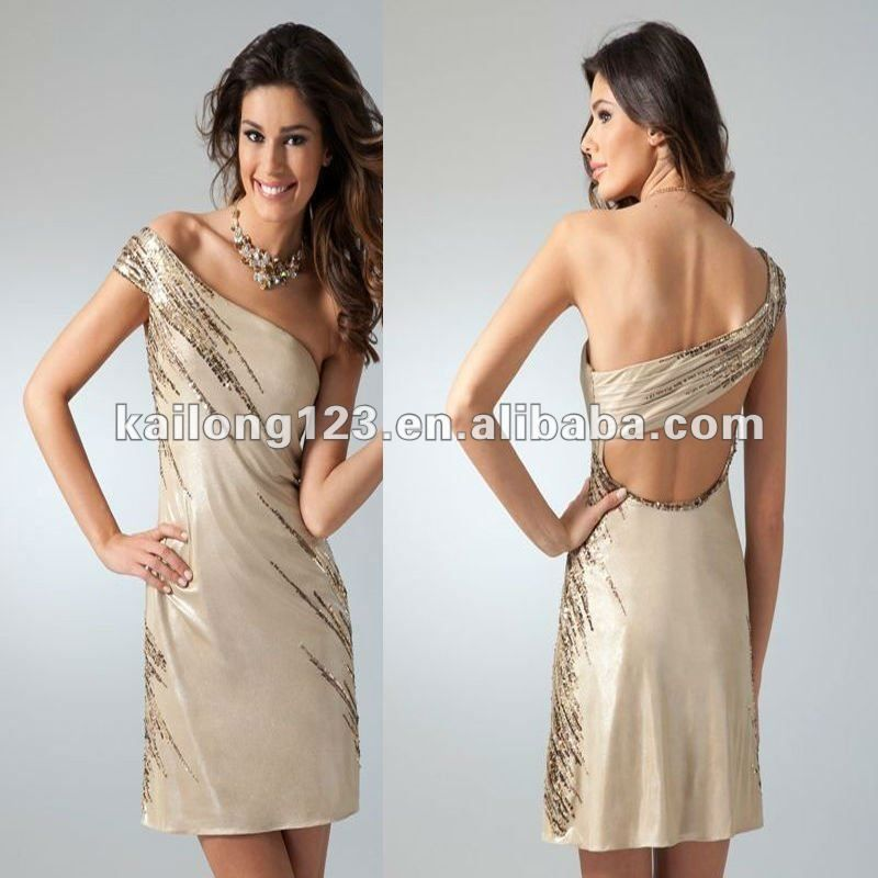 champagne colored cocktail dresses - Google Search   Wedding ...