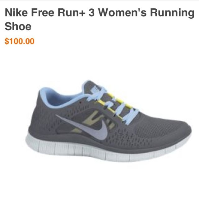 Yes, I know it's Nike but their shoes are so comfy and these are new and I want them. http://store.nike.com