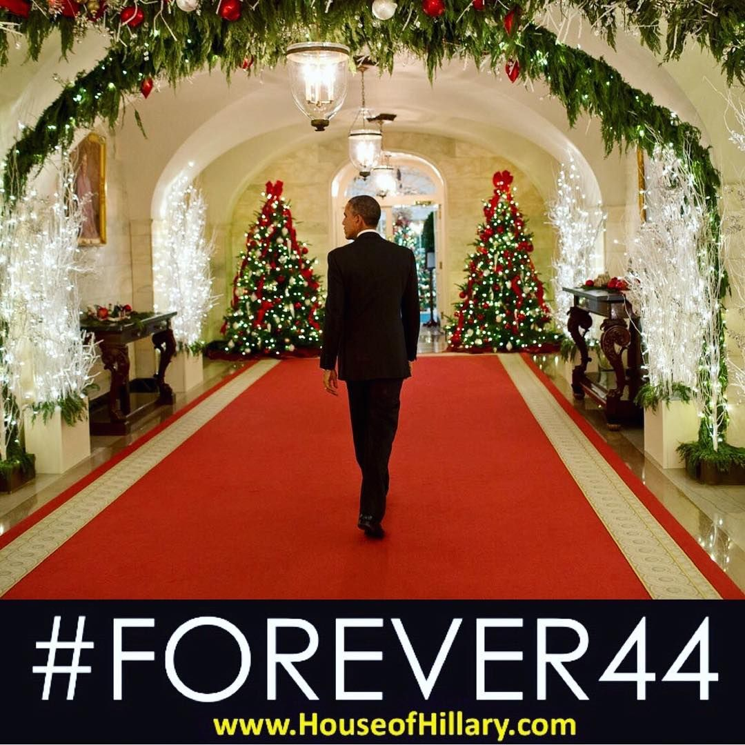 OBAMA #FOREVER44 coll. AVAILABLE NOW! MERRY XMAS! #forever44 ...