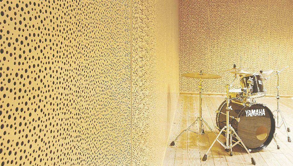 pics for u003e acoustical wall panels