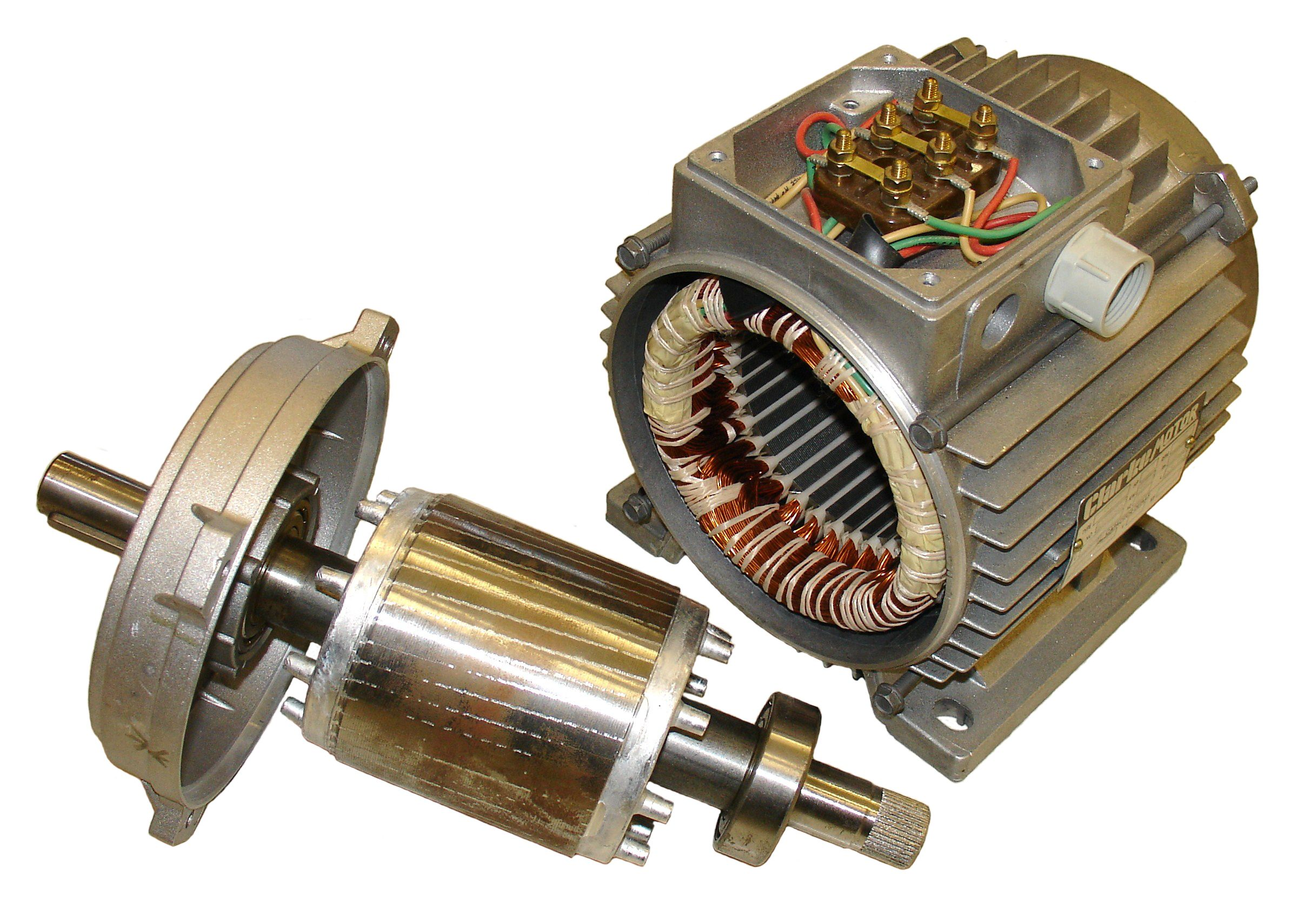 Induction Motor Circuit Group Picture Image By Tag