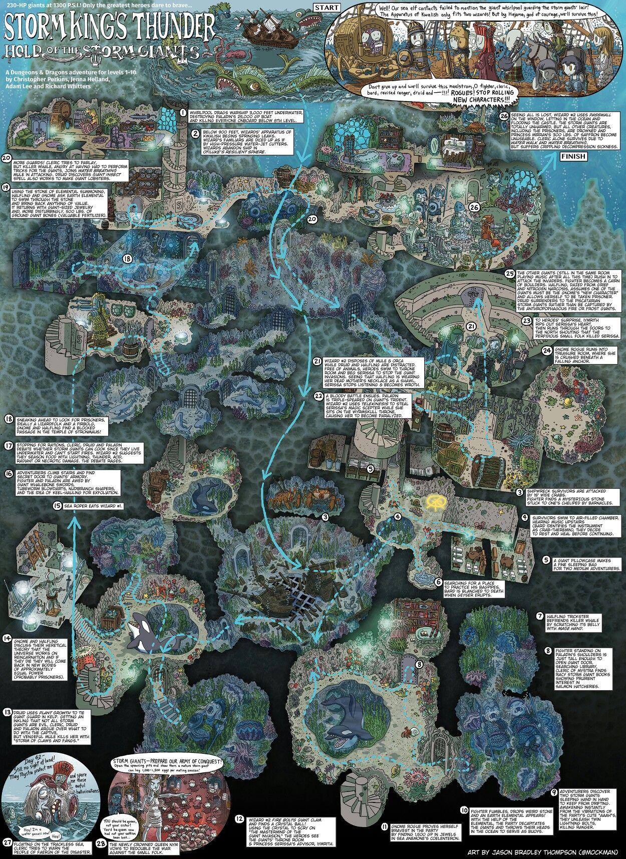 Classic Du0026D Walkthrough Maps RPG