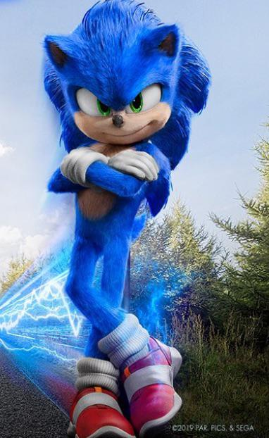I Ve Said It Before But My God These Movie Renders Are So Good Sonicthehedgehog In 2020 Hedgehog Movie Sonic Sonic And Shadow